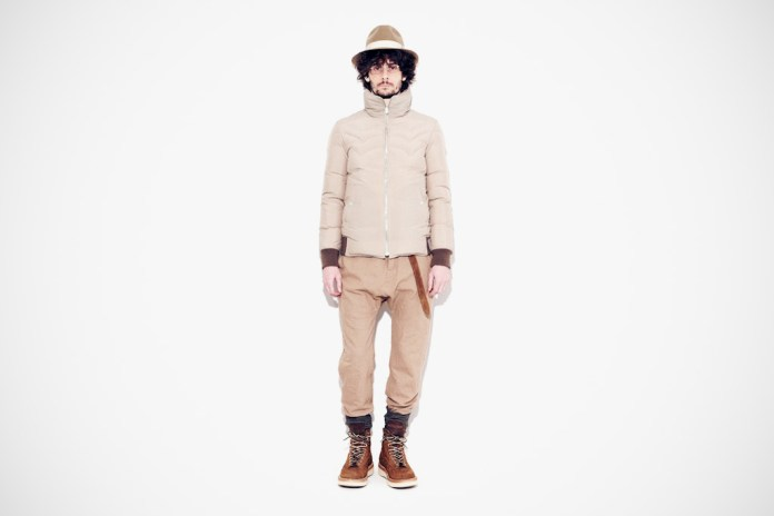 "Curators 2012 Fall/Winter ""Yosemite in the Sixties"" Collection"