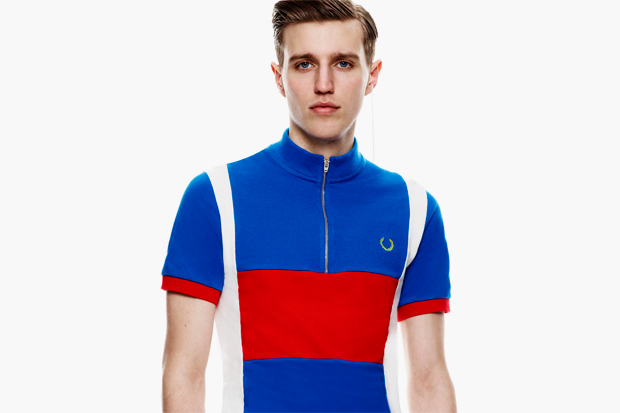 Cycling Blank Canvas x Fred Perry 2012 Spring/Summer Collection