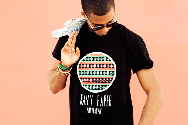 daily paper 2012 summer pre fall collection lookbook