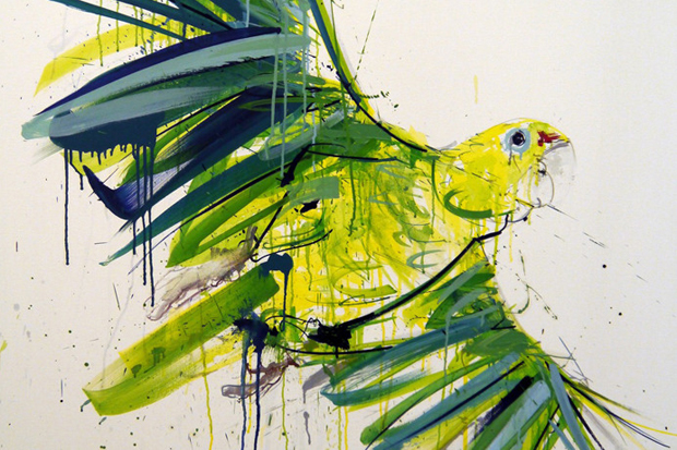 """Dave White """"Natural Selection"""" Exhibition @ The Hospital Club Gallery"""