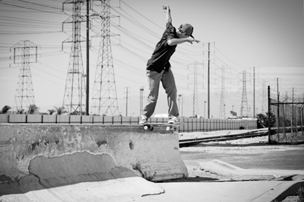 "Dickies Skate 2012 Spring/Summer ""Skating L.A."" Lookbook"