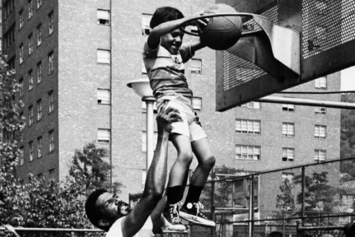 DOIN' IT IN THE PARK: Pick-Up Basketball NYC Trailer