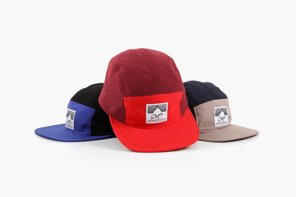 DQM 2012 Spring Caps