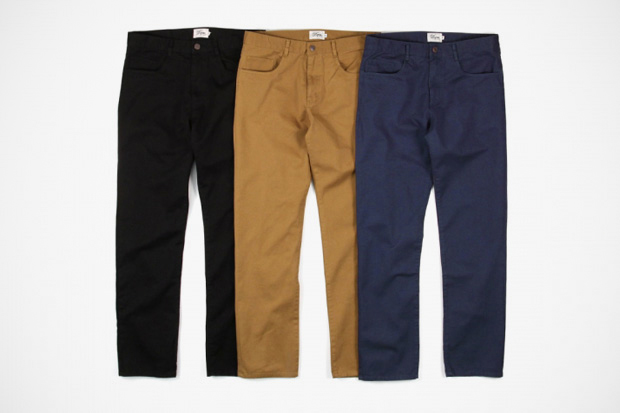 DQM 2012 Spring/Summer Pants and Wovens