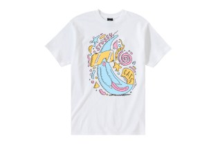 Ed Banger Records x Stussy 2012 Capsule Collection