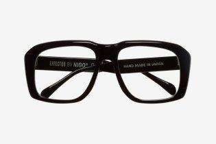 """EFFECTOR by NIGO """"Darryl"""" Glasses"""