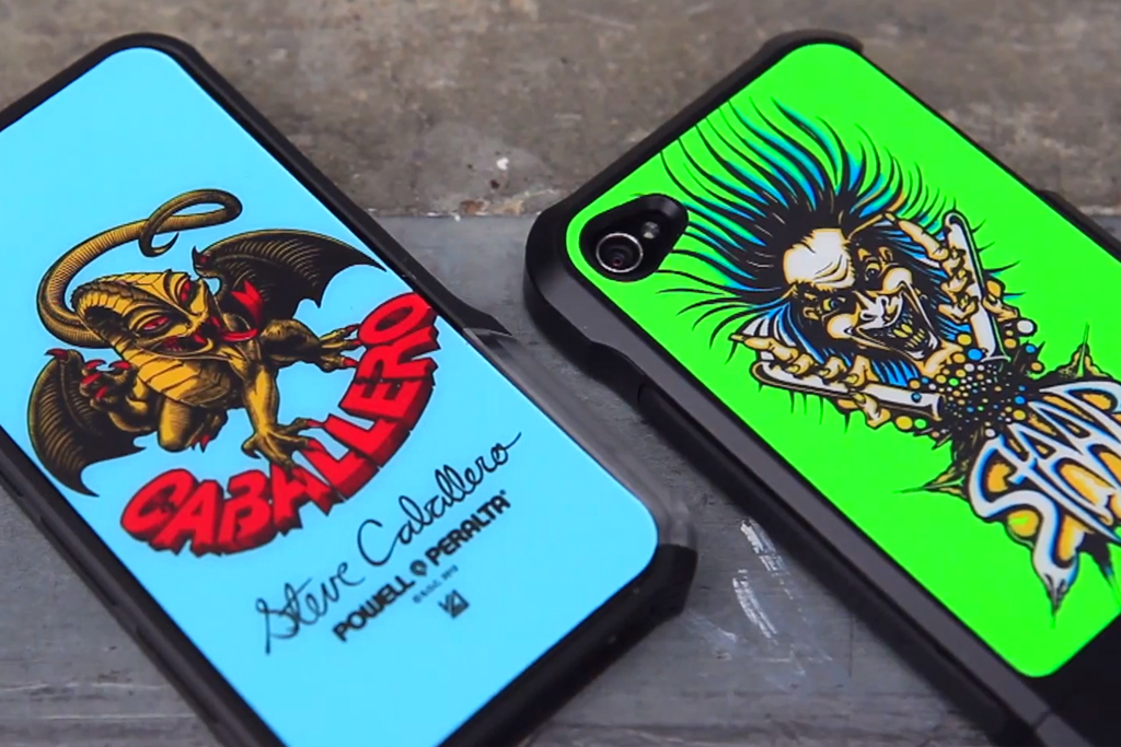 Element Case Releases iPhone 4/4S Cases with Legendary Skate Graphics