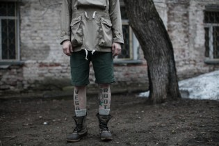 "FOTT: Engineered Garments 2012 ""2012 MOSCOW"" Collection Lookbook"