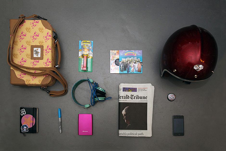 Essentials: Amandine Romero