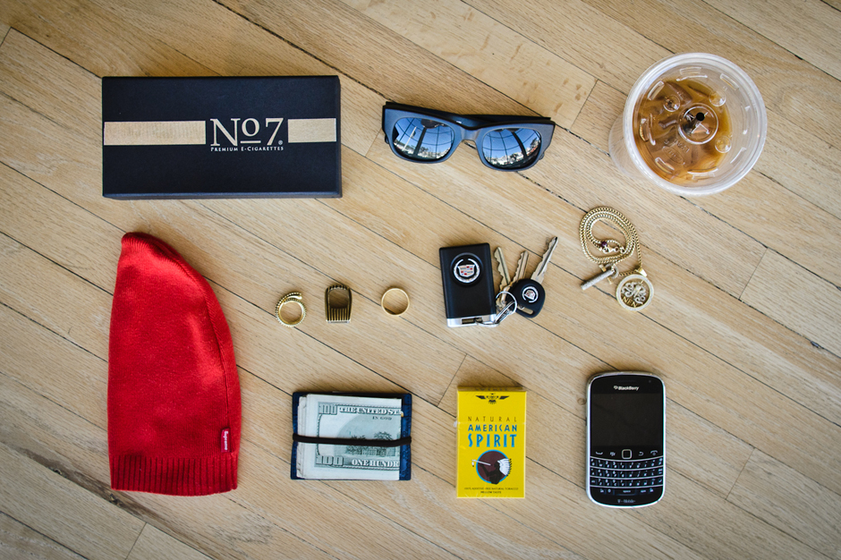 Essentials: Greg Lucci