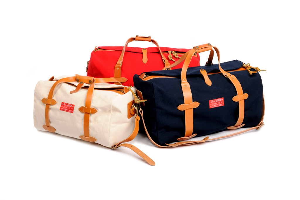 Filson for 14 oz. Berlin Exclusive Bags