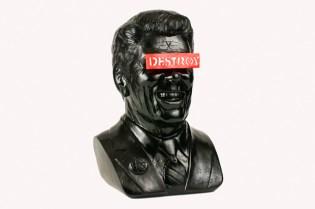 "Frank Kozik x Kidrobot ""The Gipper"" Statue"