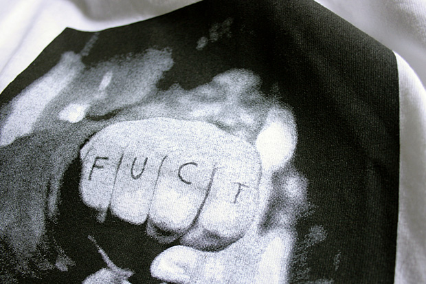 FUCT 2012 Spring/Summer Delivery #1 Lookbook