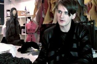 Gareth Pugh: Studio Visit