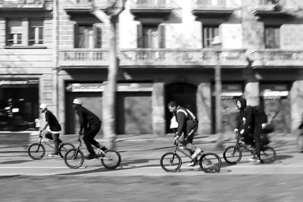 Get Sylvester: Nigel Sylvester - BMX In Barcelona Video