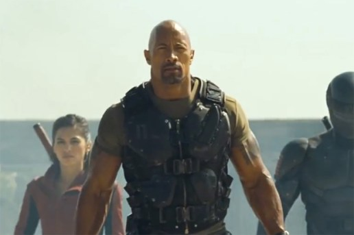 G.I. Joe: Retaliation Movie Trailer