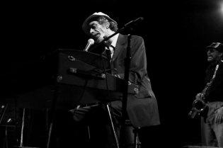 Gil Scott-Heron – Live @ El Rey Theatre October 4, 2009