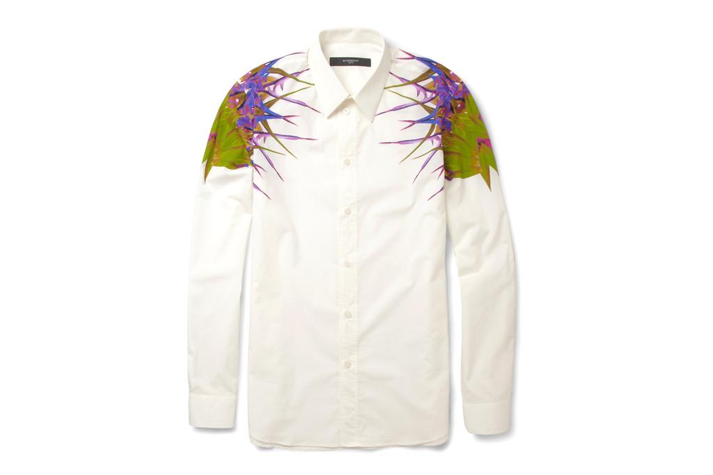 Givenchy Paradise Print Shirt