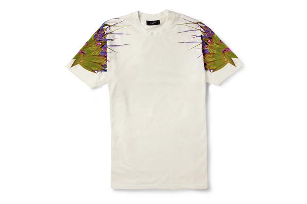 givenchy paradise print t shirt