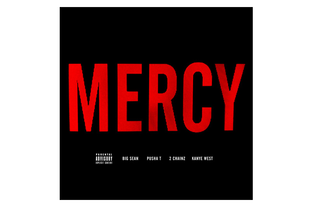 G.O.O.D. Music (Big Sean, Pusha T & Kanye West) featuring 2 Chainz – Mercy