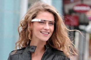"Google Project Glass: ""One Day..."" Augmented Reality Glasses"