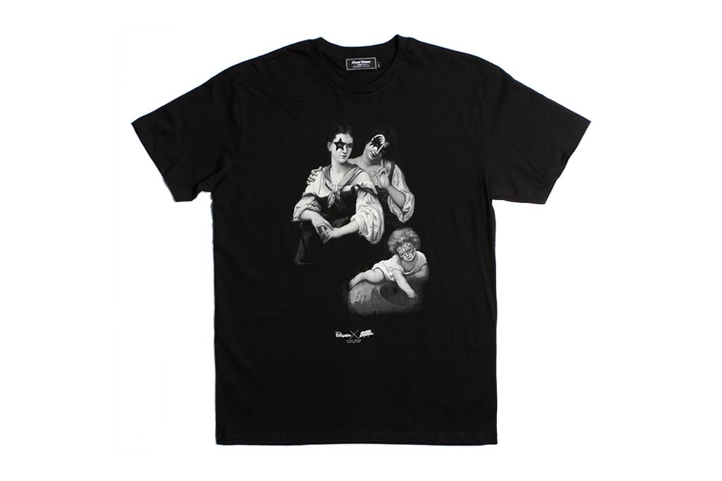 Grand Scheme Artist Series T-Shirts by Ron English & Kid Zoom