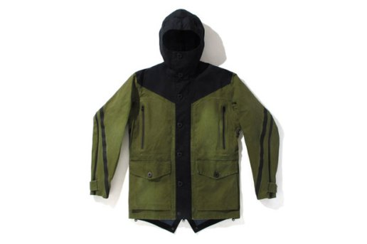Griffin 2012 Spring/Summer Military Jackets
