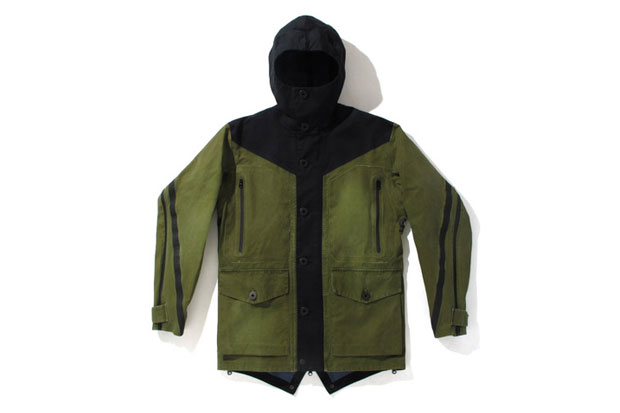 griffin 2012 spring summer military jackets