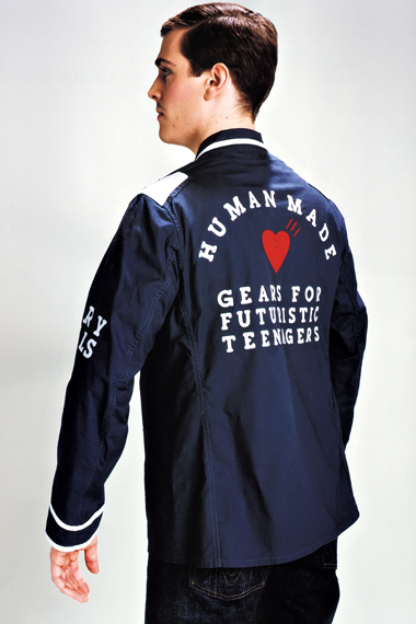 GRIND: HUMAN MADE 2012 Spring/Summer Editorial