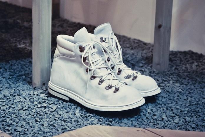 Guidi 2012 Spring/Summer Cordovan Cont Boots