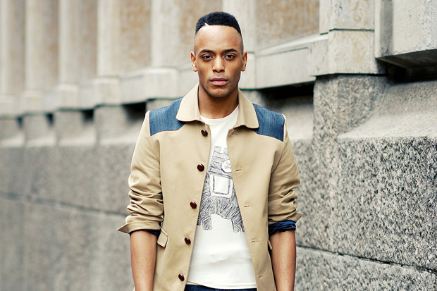 Guy Vernes 2012 Spring/Summer Carthage Collection