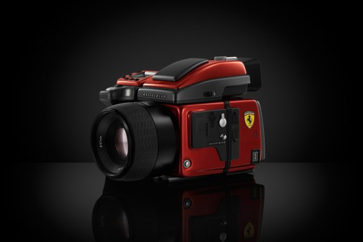 Hasselblad H4D-40 Ferrari Edition Camera