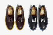 HAVEN x Mark McNairy Army Grain Derby Shoe
