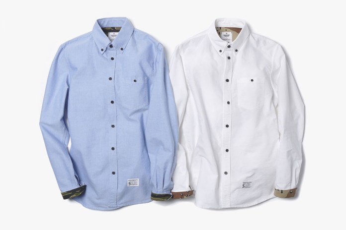 HAVEN x Reigning Champ 2012 Spring/Summer Collection