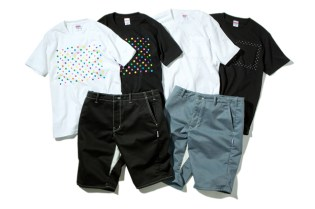 Head Porter Plus x atmos 2012 Spring/Summer Capsule Collection