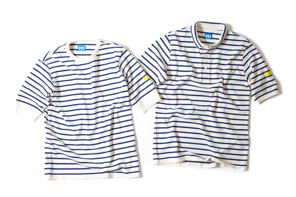 Helly Hansen Blue Label Striped Shirts