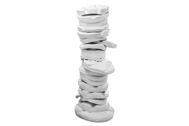 Helmut Lang: Sculptures Exhibition During Frieze New York