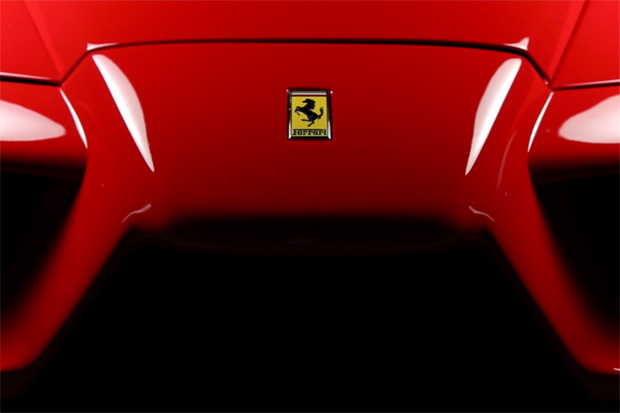 High-End Detailing on a Ferrari Enzo Video