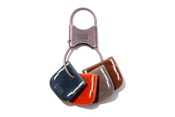 hobo Brass 4P Key Ring