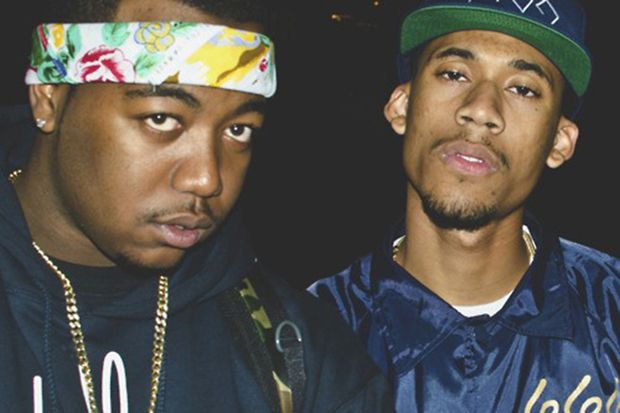 Hodgy Beats & Domo Genesis (MellowHigh) - Timbs (Produced by Lex Luger)