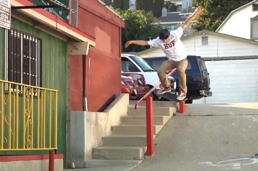 HUF Quality Footwear Introduces Josh Matthews