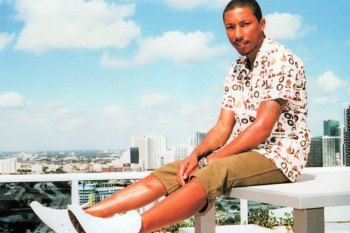 HUgE: HUMAN MADE 2012 Spring/Summer Collection Editorial featuring Pharrell Williams