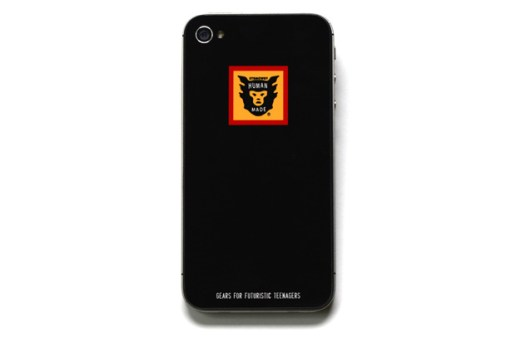 HUMAN MADE 2012 Spring/Summer iPhone 4/4S Sticker Collection