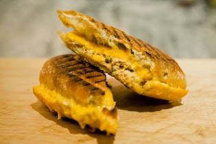 HYPEBEAST Eats... Tuna Melt by The Library Cafe
