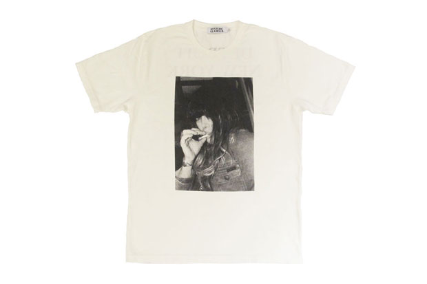 """Hysteric Glamour 2012 Spring/Summer """"DETROIT NEW YORK"""" T-Shirts"""