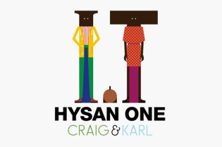 I.T Hysan One 1st Anniversary Graphic Icon by Craig Redman & Karl Maier