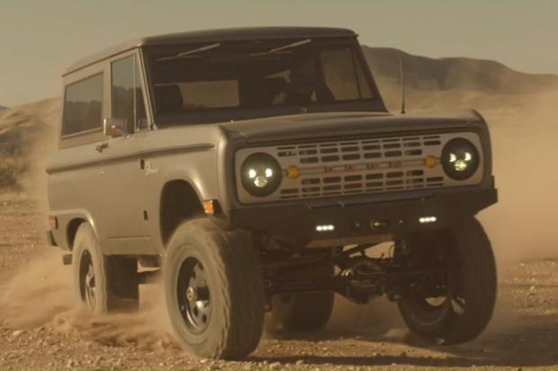 Icon Bronco Short Documentary