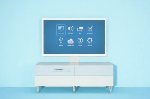 "IKEA Unveils ""UPPLEVA"" HDTV Entertainment System"