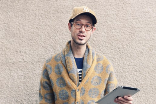 IKIJI 2012 Fall/Winter Lookbook