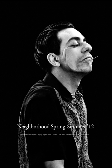 Inventory Magazine: NEIGHBORHOOD 2012 Spring/Summer Editorial